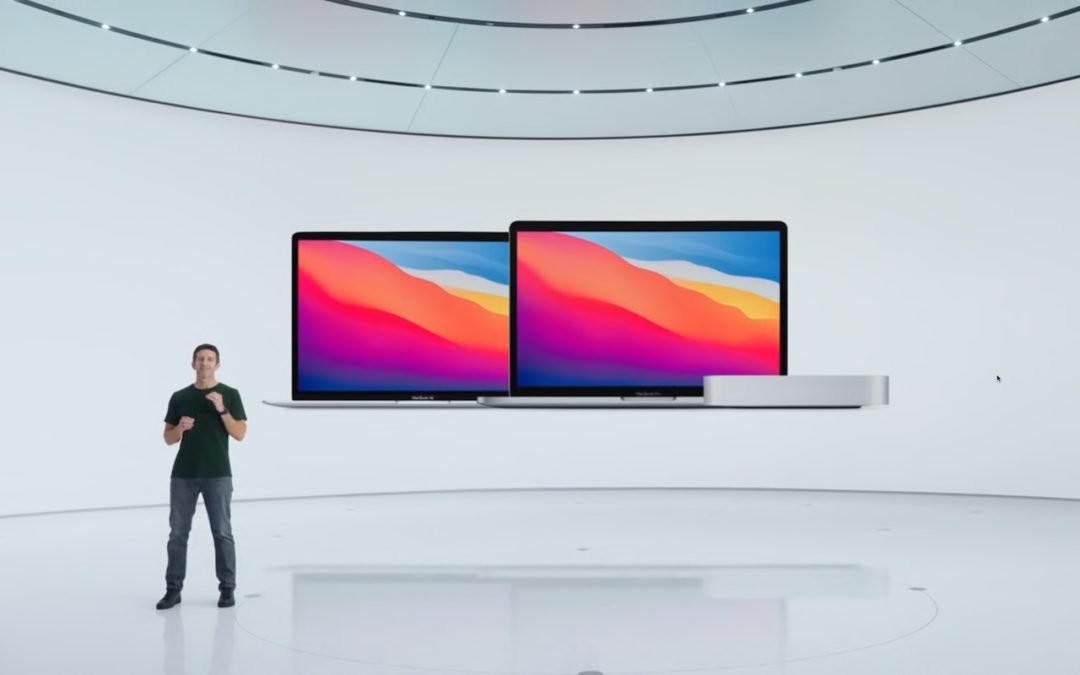 Apple Unveils Big Sur, New M1-Powered MacBook Air, MacBook Pro, and Mac mini